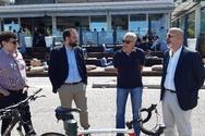 Περιφέρεια Δυτ. Ελλάδας: 550.000 ευρώ για τη δημιουργία ποδηλατοδρόμου στην Πάτρα (pics+video)
