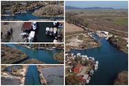 Βαλτί Αιτωλοακαρνανίας - Το απόλυτο ψαροχώρι από ψηλά (video)