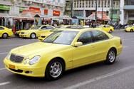 Κόμιστρα ταξί: Μείωση στις διαδρομές αεροδρομίων