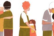 New York Times: Έτσι πρέπει να αγκαλιαζόμαστε κατά τη διάρκεια μιας πανδημίας