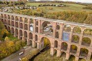 Αυτή είναι η μεγαλύτερη γέφυρα από τούβλα στον κόσμο