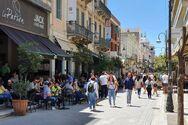 Επέστρεψαν οι κλασικές Σαββατιάτικες βόλτες στο κέντρο της Πάτρας