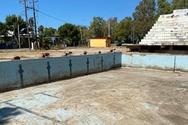 Έγινε και αυτό! - Είδαμε τα πλακάκια του κολυμβητηρίου στην Αγυιά της Πάτρας (φωτο)