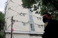 Φόβοι για πολλά θύματα από τα 7,4 Ρίχτερ στο Μεξικό (pics+video)