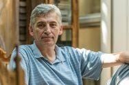 Στην Πάτρα ο υποψήφιος πρόεδρος της ΕΟΚ Παναγιώτης Φασούλας - Είχε συνάντηση με τον