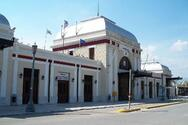 Σαν σήμερα 30 Ιουνίου εγκαινιάζεται ο σιδηροδρομικός σταθμός Πελοποννήσου στην Αθήνα