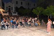Πάτρα - Καλοκαιρινή βραδιά κινηματογράφου στο αίθριο του παλαιού Δημοτικού Νοσοκομείου (φωτο)