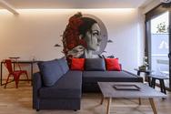 Ένα από τα καλύτερα γκράφιτι της Πάτρας «κλεισμένο» μέσα στους τέσσερις τοίχους!