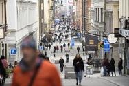 Κορωνοϊός - Ξεπέρασαν τα 70.000 τα κρούσματα στη Σουηδία