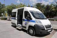 Νέα δρομολόγια στην Αχαΐα για την Κινητή Αστυνομική Μονάδα