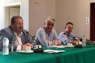 Αιγιάλεια: Συνεδρίασε του Δ.Σ. του Δικτύου Πόλεων «Βιώσιμη Πόλη» (φωτο)