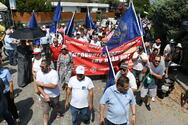 Πάτρα: Ολοκληρώθηκε η μεγάλη πορεία για την υπογειοποίηση του τρένου