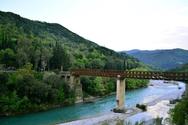 Γέφυρα Μπανιά - Ένα απαράμιλλης ομορφιάς