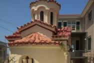 Το εκκλησάκι του Αγίου Στυλιανού στην Παιδοψυχιατρική της Πάτρας που θα γίνει «κουκλίστικο»