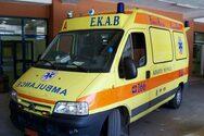 Πάτρα: Γυναίκα εντοπίστηκε πεσμένη στο έδαφος - Συναγερμός στο ΕΚΑΒ