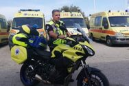 Πάτρα: Η μηχανή του ΕΚΑΒ σώζει ζωές και σύντομα έρχεται και δεύτερη στον