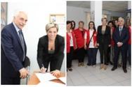 Έναρξη λειτουργίας της τηλεφωνικής γραμμής υποστήριξης του Ελληνικού Ερυθρού Σταυρού σε 4.500 σωφρονιστικούς υπαλλήλους