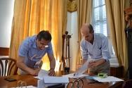 Έλος Αγυιάς - Υπεγράφη η σύμβαση για ένα έργο που θα αλλάξει την εικόνα όλης της περιοχής