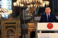 Αγία Σοφία: Υπέγραψε το διάταγμα ο Ερντογάν για να γίνει τζαμί