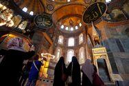 Μενδώνη: Ανοικτή πρόκληση προς όλο τον πολιτισμένο κόσμο η απόφαση για την Αγία Σοφία