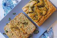 Σπιτικό ψωμί με pesto για πεντανόστιμα σάντουιτς