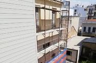 Το κτίριο του Εμπορικού Συλλόγου της Πάτρας αναστηλώνεται και ανακαινίζεται (φωτο)