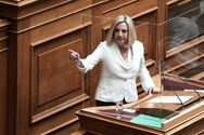Γεννηματά: Επιστολή στο PES – Ζητά από την ΕΕ επιβολή κυρώσεων στην Τουρκία