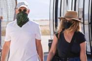 Τομ Χανκς και Ρίτα Γουίλσον κατέφθασαν στην Ελλάδα