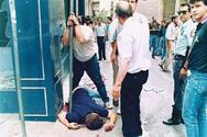 Σαν σήμερα 14 Ιουλίου στην απόπειρα δολοφονίας του Ιωάννη Παλαιοκρασά, από τη «17 Νοέμβρη» σκοτώνεται ο Θάνος Αξαρλιάν