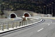 Πάτρα: Τροχαίο ατύχημα σε τούνελ της Περιμετρικής