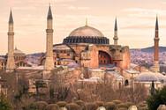 Ποιες ώρες της ημέρας θα είναι ανοιχτός ο ναός της Αγίας Σοφίας για τους επισκέπτες