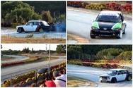Πάτρα: Μηχανοκίνητος Αθλητισμός TrackDay - Στη δράση ξανά μετά από καιρό (video)