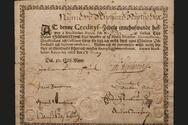 Σαν σήμερα 16 Ιουλίου τυπώθηκε το πρώτο χαρτονόμισμα στην Ευρώπη