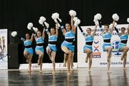 Ανοίγει τις πύλες του, το 4ο Πανελλήνιο Πρωτάθλημα Cheerleading