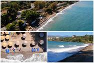 Αχαΐα - Δροσερό ταξιδάκι στην παραλία Αλισσού (video)