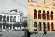 Πάτρα - To Δημοτικό Θέατρο Απόλλων τη δεκαετία του 60