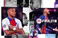 Στο εξώφυλλο του FIFA 2021 ο Κιλιάν Εμπαπέ