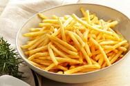 Έρευνα αποκαλύπτει τις διαστάσεις της ιδανικής τηγανητής πατάτας