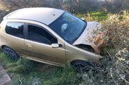 Κάτω Αχαΐα: Αυτοκίνητο έπεσε πάνω σε ελιά