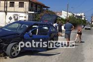 Ηλεία - Τροχαίο στην Αμαλιάδα με έναν τραυματία (φωτο)