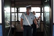 Πάτρα: Eντατικοί έλεγχοι στα Μέσα Μεταφοράς για τη χρήση της μάσκας