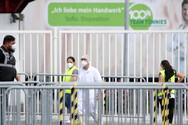 Κορωνοϊός: 955 νέα κρούσματα στη Γερμανία