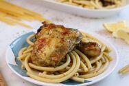 Μαγειρέψτε κοτόπουλο με μακαρόνια