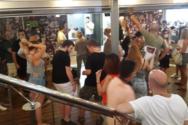 Σύρος: «Εξεγέρθηκαν» οι επιβάτες στο «WorldChampion» της SeaJets
