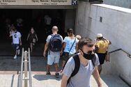 Covid-19: Στα 45 έτη έπεσε η μέση ηλικία των κρουσμάτων στην Ελλάδα