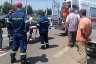Δυτική Ελλάδα: Δύο τραυματίες σε τροχαίο στο Αγρίνιο