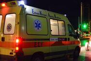 Σοβαρό τροχαίο ατύχημα στην Επαρχιακή Οδό Κάτω Αχαΐας - Αράξου