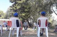 Πάτρα: Ο υπεύθυνος της δραματικής σχολής του ΔΗ.ΠΕ.ΘΕ., Περικλής Μουστάκης, στα καλοκαιρινά camp του Δήμου
