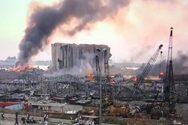 Σε 70 ανέρχονται οι νεκροί από τις ισχυρές εκρήξεις στη Βηρυτό