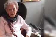 Γιαγιά 102 ετών νίκησε και την ισπανική γρίπη και τον κορωνοϊό και πέρασε δύο καρκίνους (video)